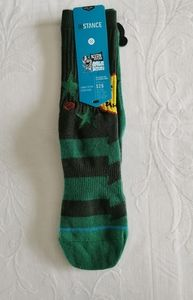 Stance One Pair Of Socks Youth Large